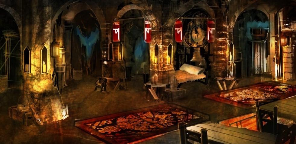 Fighting Fantasy: The Warlock of Firetop Mountain (2009/I)
