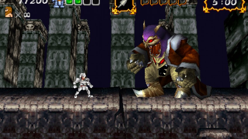 Ghosts'n Goblins: Gold Knights
