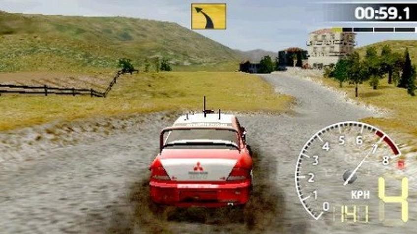 World Rally Championship (PSP)