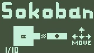 Sokoban (for the Nokia 3310) (itch)