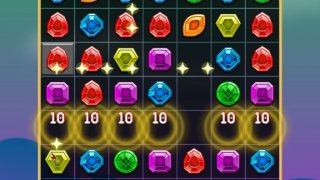 Gem Elimination - Crazy Elimination (iOS, Chinese)