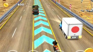 Highway Rider Traffic Racer