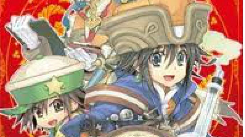 Annie no Atelier: Sera Shima no Renkijutsushi