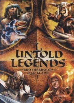 Untold Legends: Brotherhood of the Blade