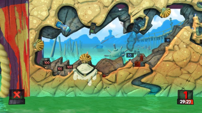 Worms: Revolution. Deluxe Edition