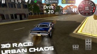 3d Race: Urban Chaos