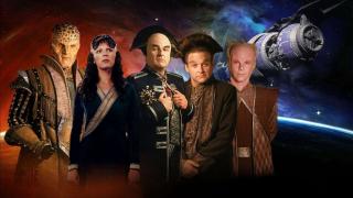 СМИ: готовится перезапуск «Вавилона 5»