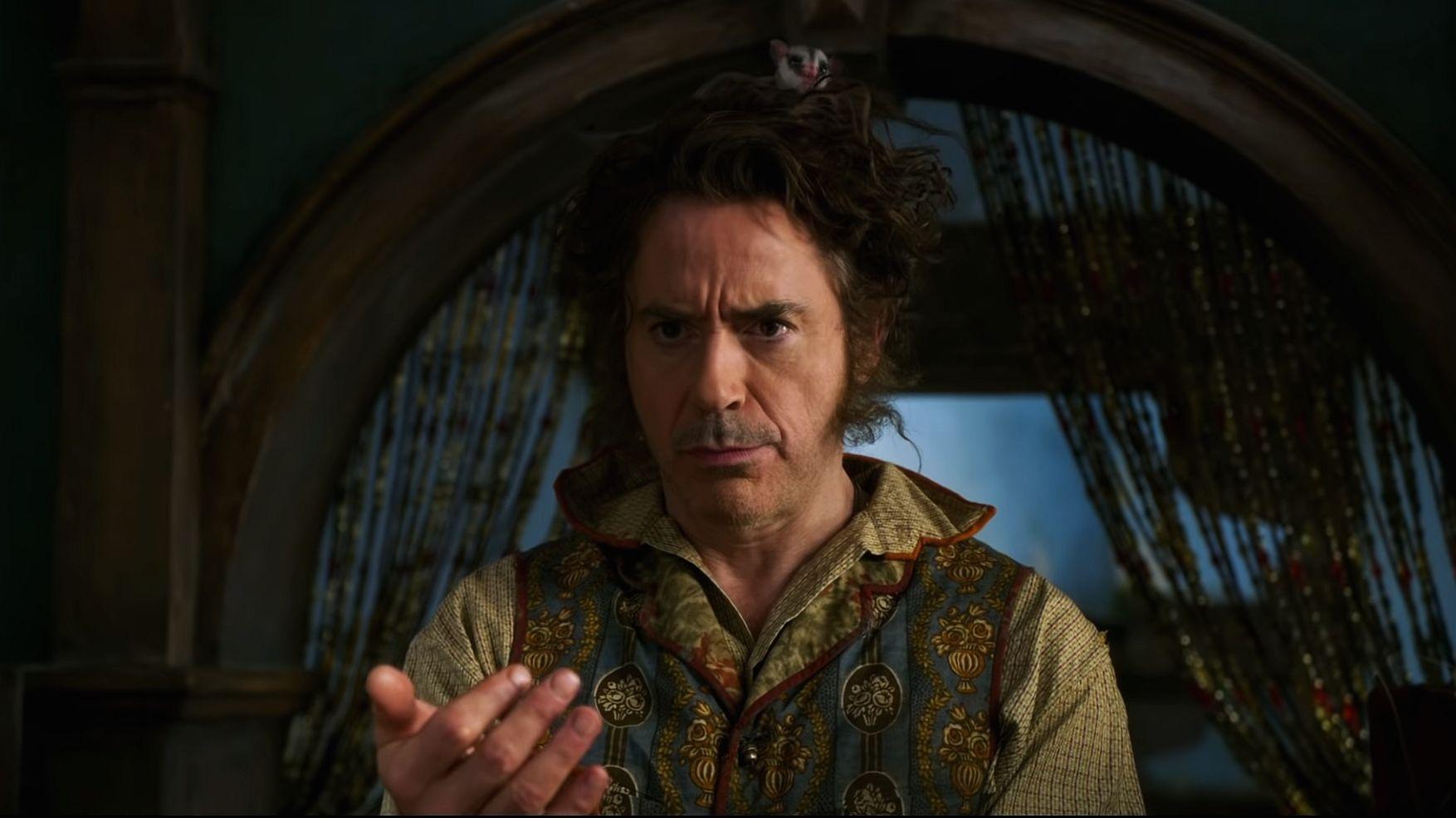 Роберт Дауни-младший против дракона в официальном трейлере «Дулиттла»