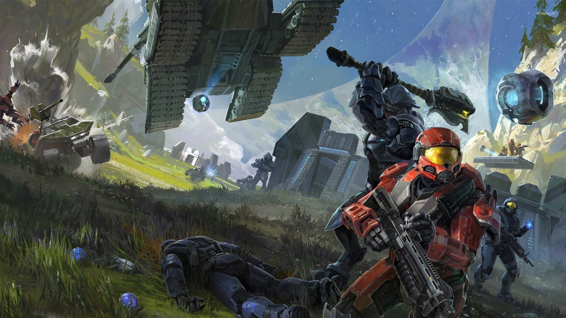 На РС каждая часть Halo в The Master Chief Collection будет стоить около 649 рублей