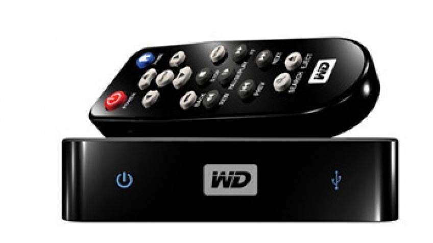 Компактный медиаплеер WD TV Mini