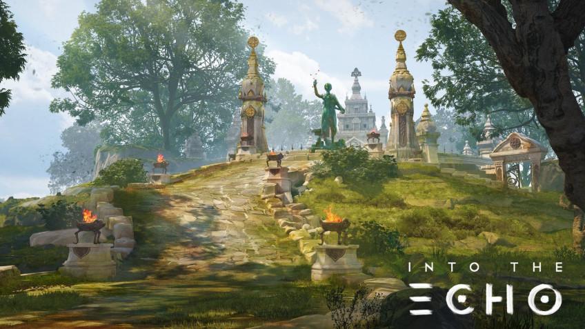 Анонсировали новую ММОRPG Into the Echo — на движке Unreal Engine 51