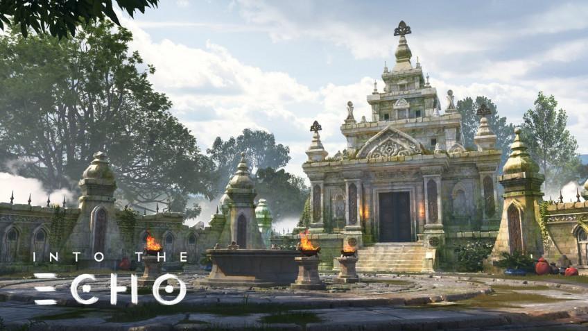 Анонсировали новую ММОRPG Into the Echo — на движке Unreal Engine 52
