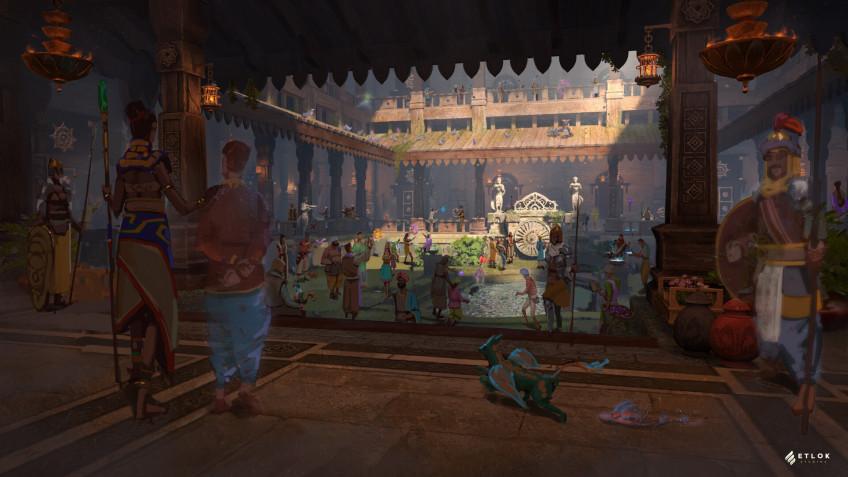Анонсировали новую ММОRPG Into the Echo — на движке Unreal Engine 53