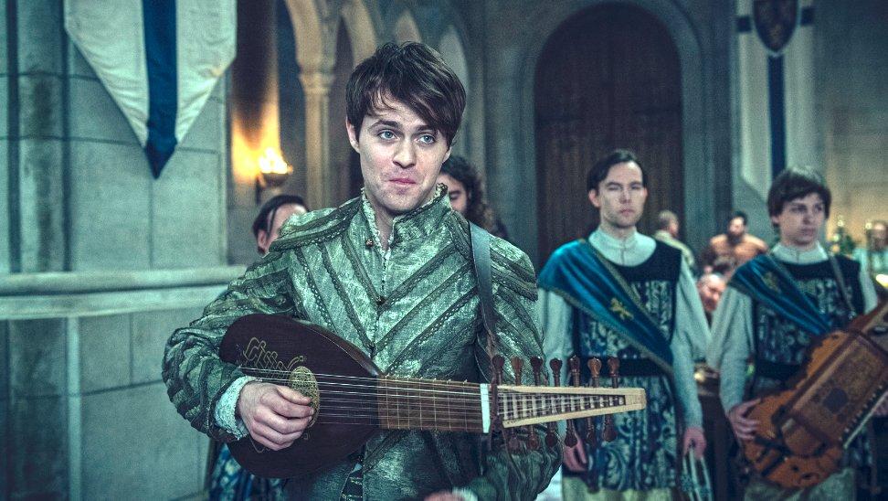 Актёру, сыгравшему Лютика в «Ведьмаке», самому надоела песня про чеканную монету
