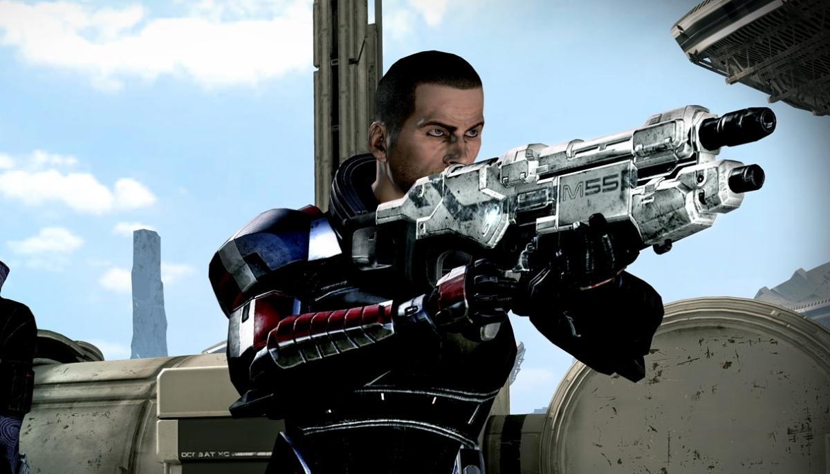 Диски с Mass Effect3 отправятся в полет