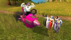 Blizzard переименовала Большую ракету любви и Наложниц-близнецов