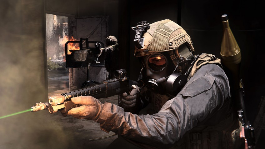 Call of Duty: Modern Warfare возглавила мартовские чарты PS Store в США и Европе
