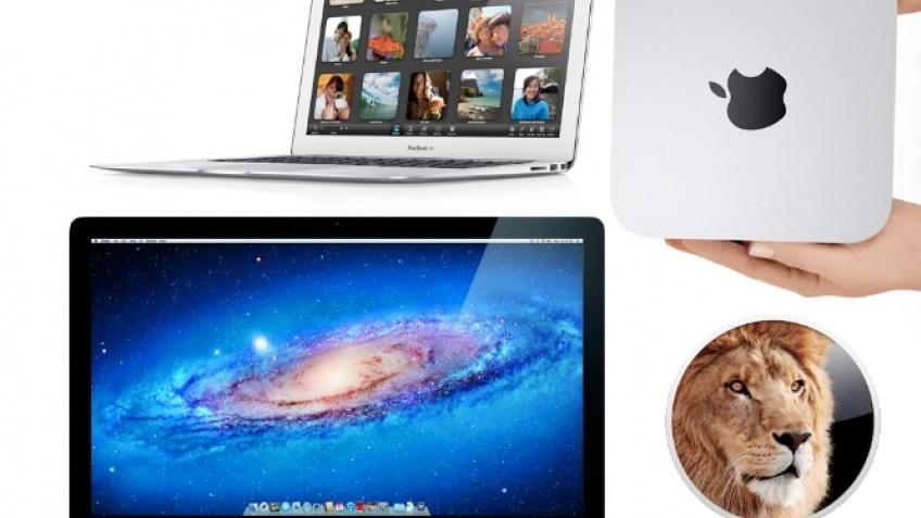 Неожиданные релизы компании Apple