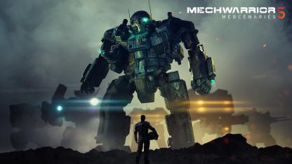 Серия MechWarrior возвращается на PlayStation спустя более 20 лет