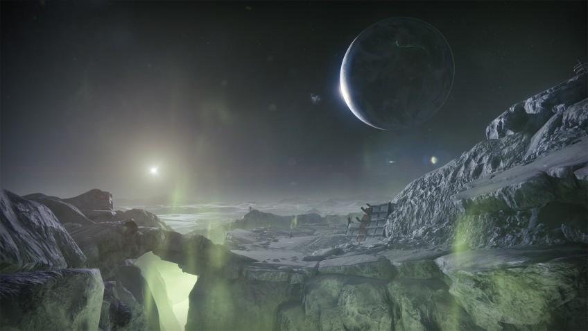 Луна в Destiny 2: Shadowkeep будет вдвое больше, чем в первой части