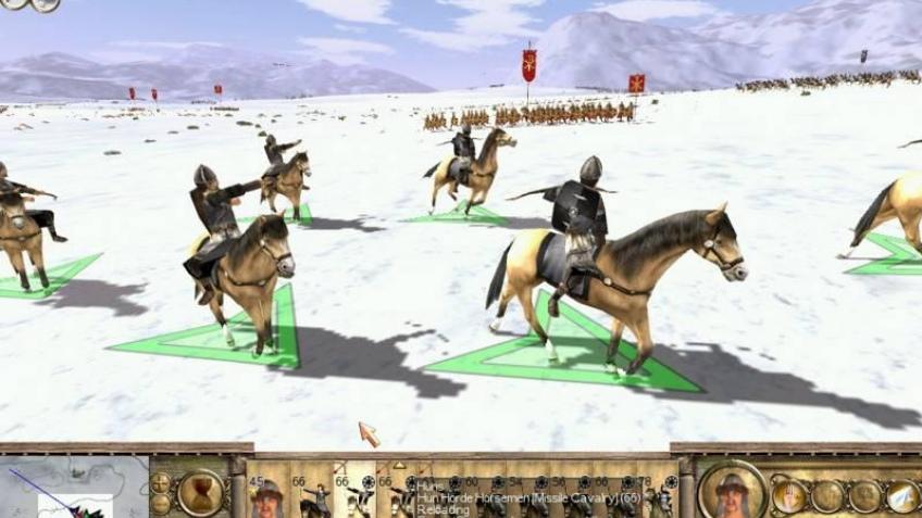 Даешь мультиплеер в Total War!