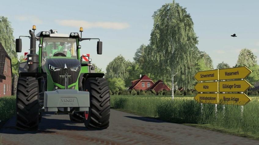 Следующая бесплатная игра Epic Games Store — Farming Simulator19