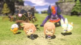 Авторы World of Final Fantasy назвали дату выхода демоверсии