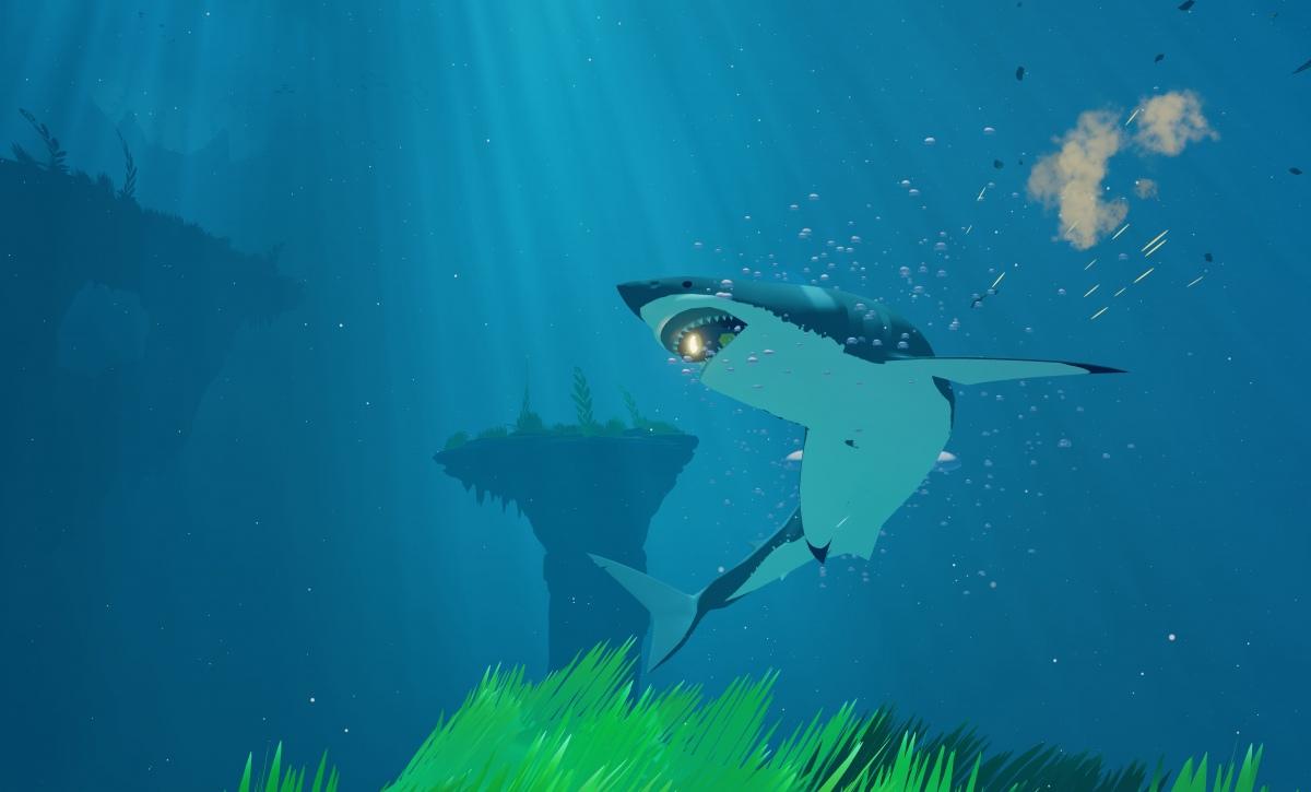 Авторы Abzû показали подводный мир, а создатели Death's Gambit — яростные схватки с врагами