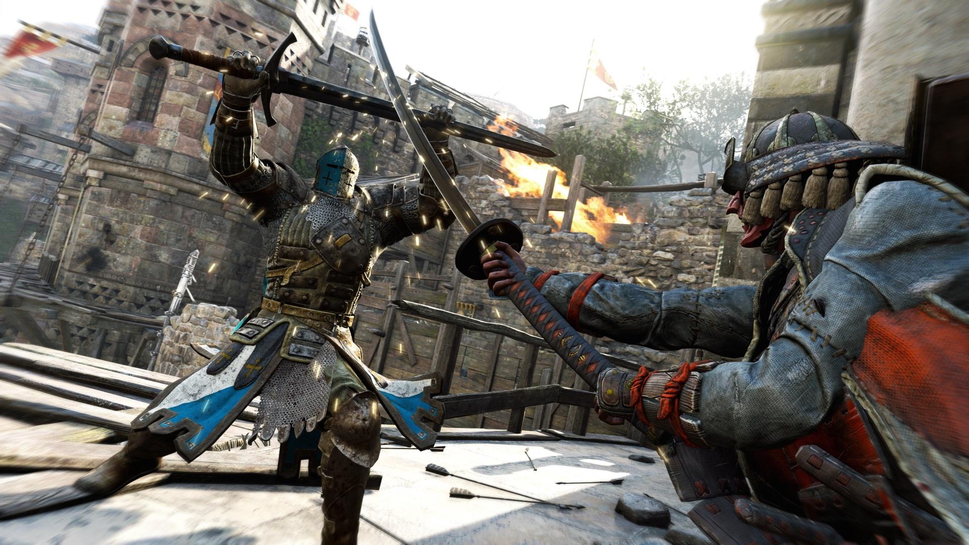 Ubisoft поделилась планами на четвёртый год поддержки For Honor