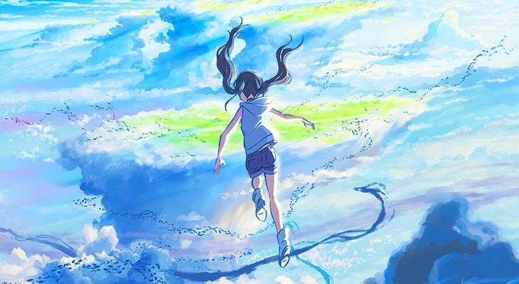 Автор аниме «Твоё имя» выпустил дебютный трейлер «Дитя природы»