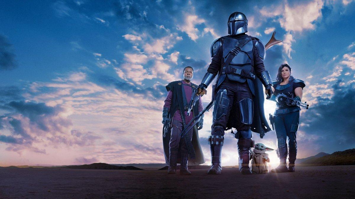 Премьера второго сезона «Мандалорца» попала в топ стриминга за октябрь