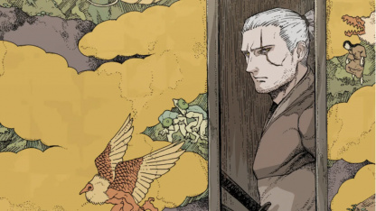 Геральт в Японии — CD Projekt RED анонсировала мангу The Witcher: Ronin