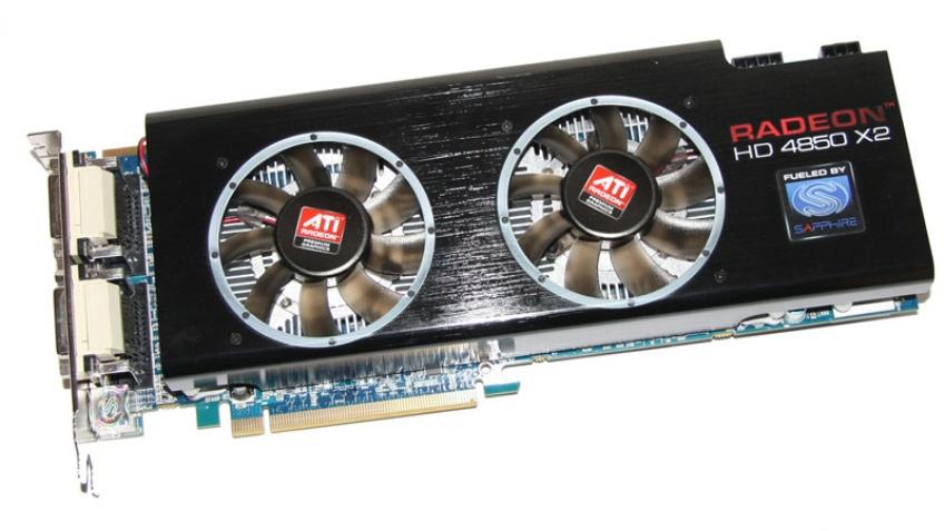 Обзоры Radeon HD 4850 X2 уже доступны в Сети