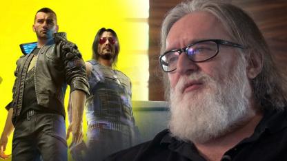 Глава Valve Гейб Ньюэлл заступился за создателей Cyberpunk 2077