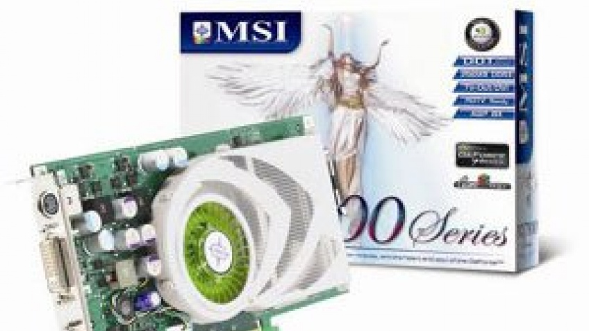 MSI представляет 7800 GS