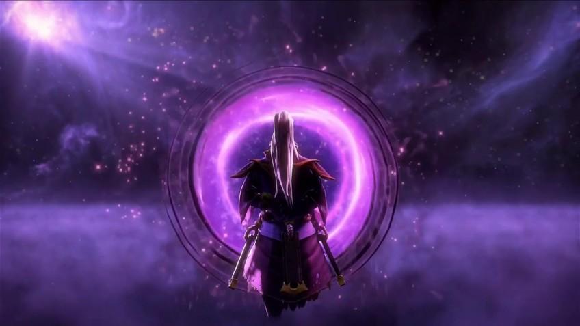 В Dota2 появится ещё один новый герой: Void Spirit