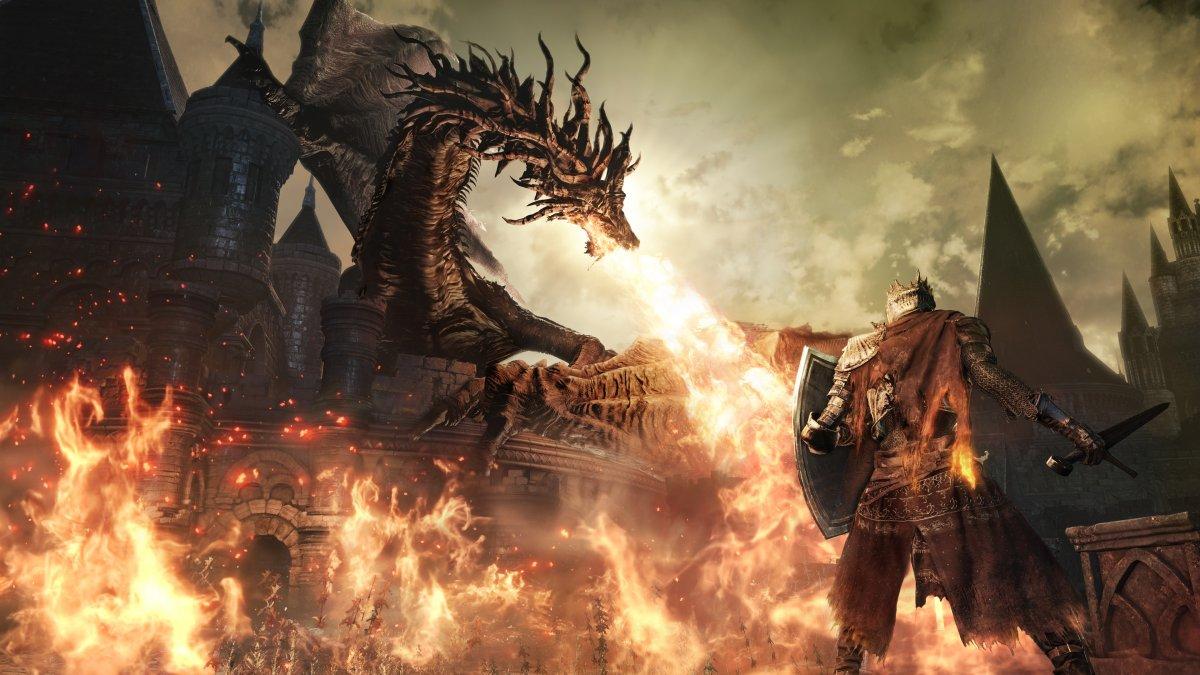 Стример адаптировал контроллер от Ring Fit Adventure для игры в Dark Souls 3