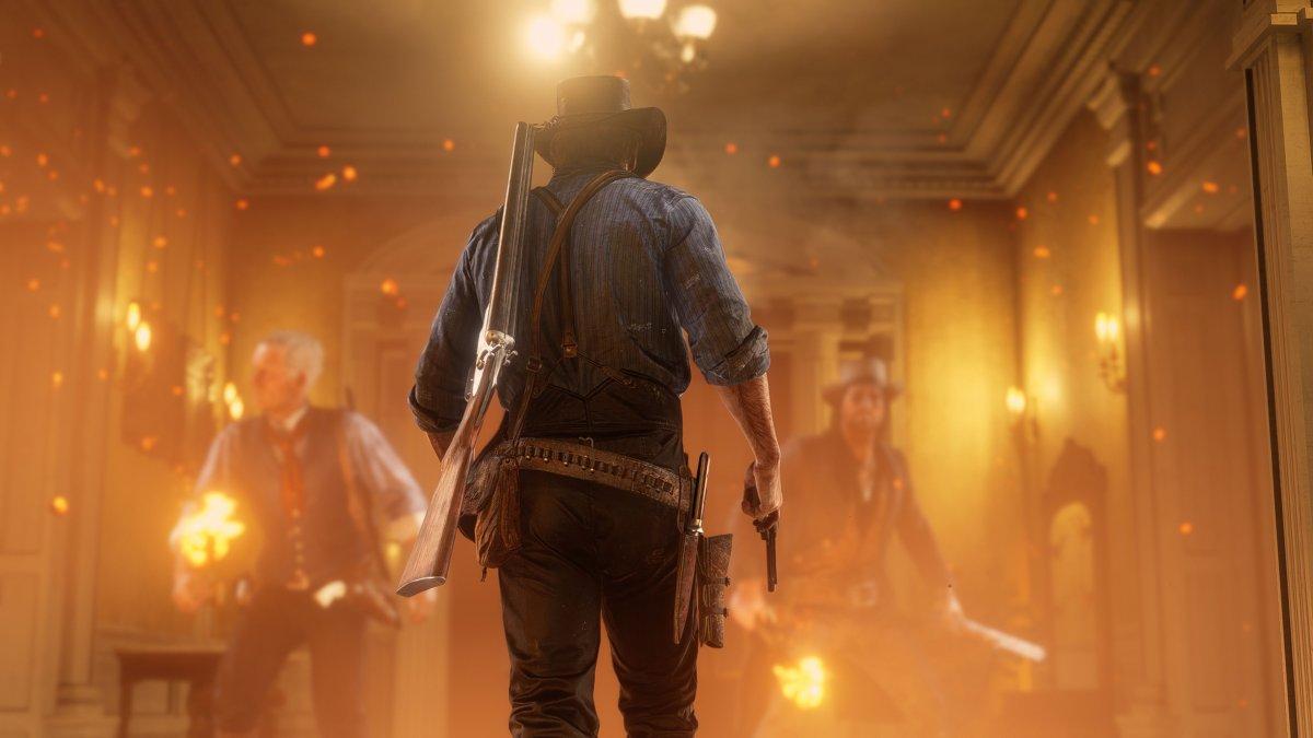 Digital Foundry: Rockstar действительно починила HDR в Red Dead Redemption 2
