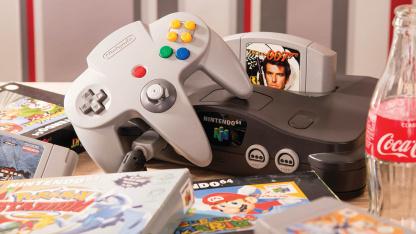 Nintendo рассказала об особенностях игр с N64 для Switch
