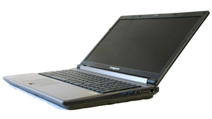 Eurocom представила производительный ноутбук Shark3
