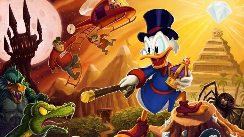 Capcom и Disney вернули в продажу ремейк «Утиных историй»