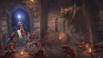 В новом трейлере Pathfinder: Wrath of the Righteous представили Арилу Ворлеш