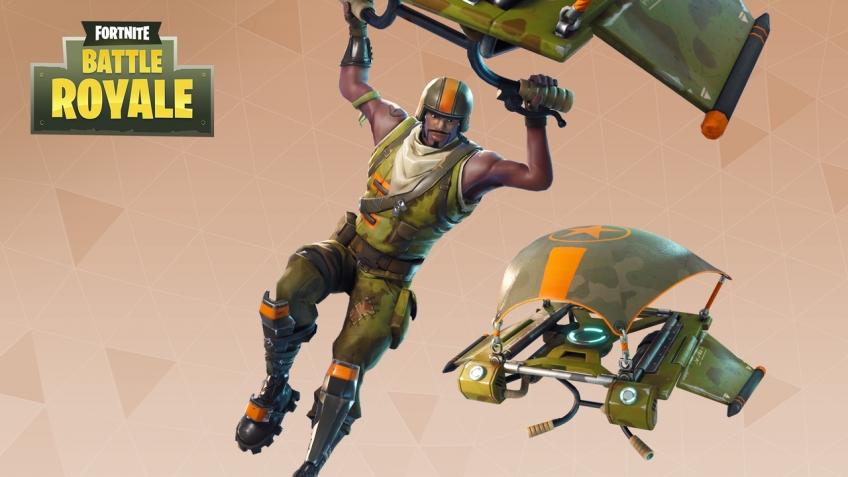 Герои Fortnite научатся летать