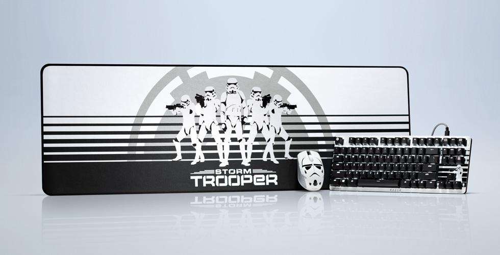 Razer выпустила «имперскую» периферию ко дню Star Wars