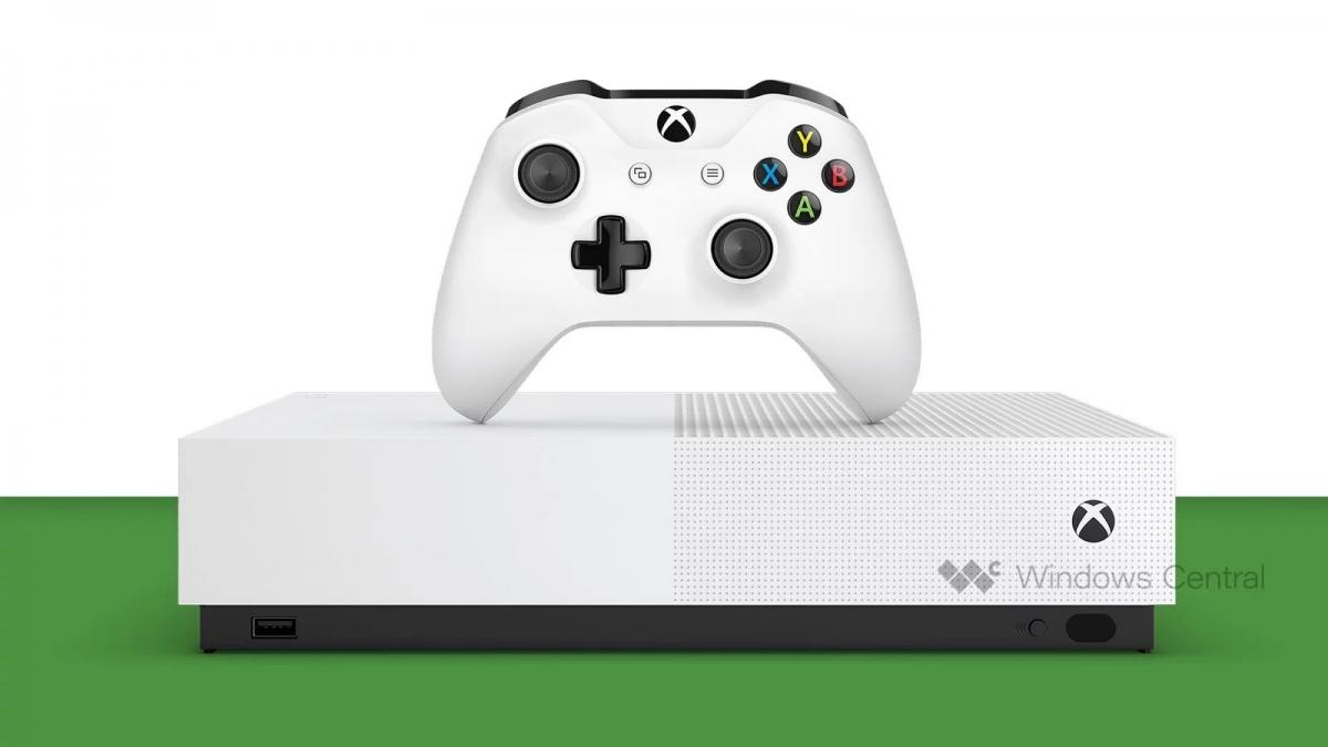 Появились первые изображения Xbox One S без дисковода, выходящего7 мая