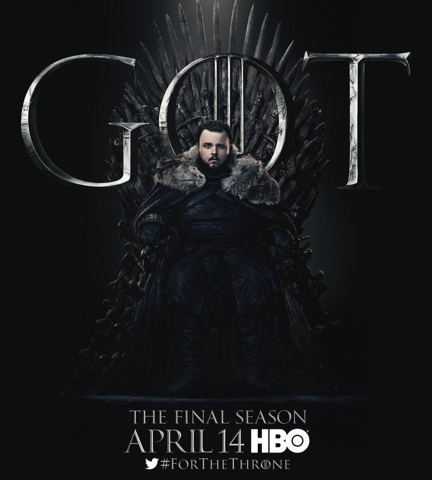 Главные герои «Игры престолов» на новых постерах восьмого сезона