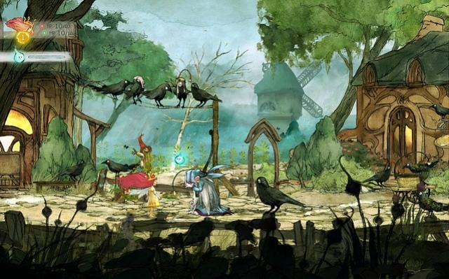 Ubisoft раскрыла новые подробности о Child of Light