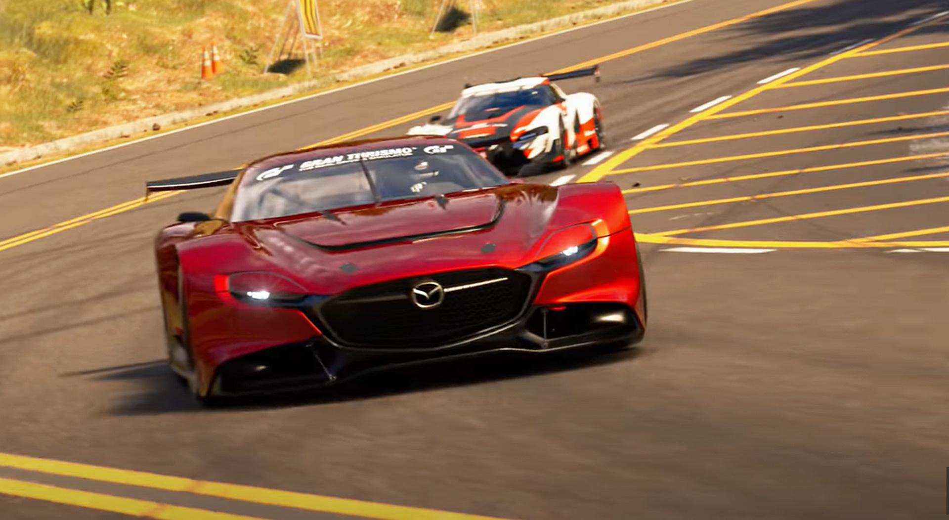 Gran Turismo стала частью виртуальных Олимпийских игр