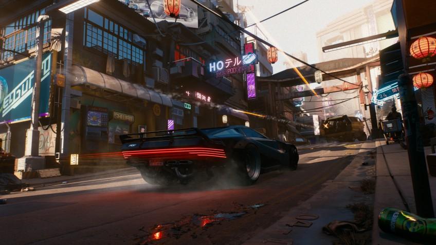Трейлеры Cyberpunk 2077 стали самыми просматриваемыми на E3 2019