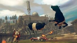 «Говяжий фарш» в новом трейлере Carmageddon: Max Damage